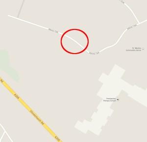Abbots Park map