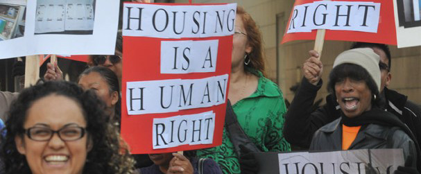 Housing Human Right