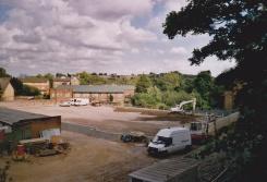 Dip Site, August 2012