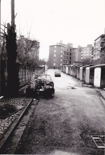 High Trees circa 1985, before Neil Wates Crescent