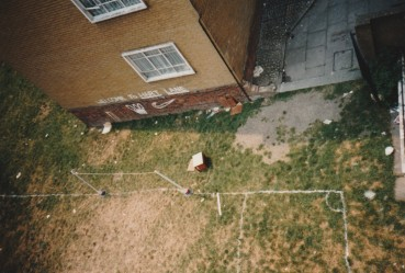 Youth facilities before the Dip Site, Hart House, summer 1989
