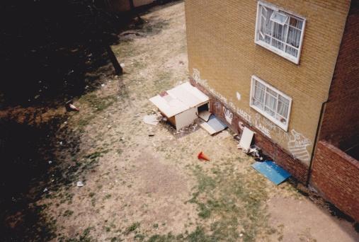 Hart House in July 1989, credit: Stephen Kearney