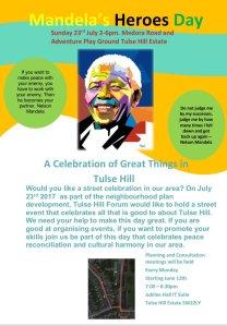 Mandela Heroes Day